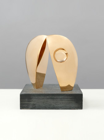 Dame Barbara Hepworth - Two Forms