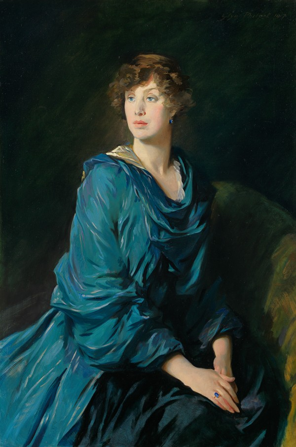 Portrait of Margaret Crewe-Milnes, Marchioness of Crewe (1881-1967)
