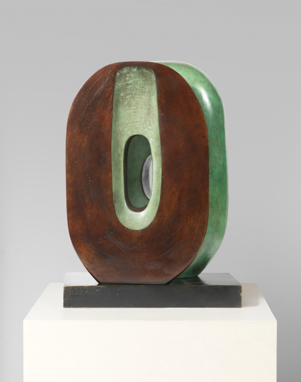 Dame Barbara Hepworth - Maquette for Dual Form