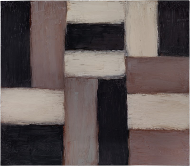 Sean Scully - Doric light, 2011
