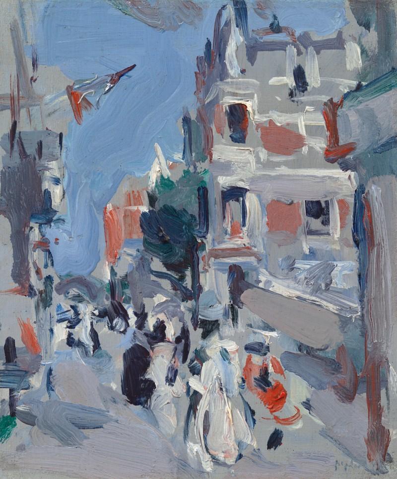 Samuel John Peploe - Paris Plage