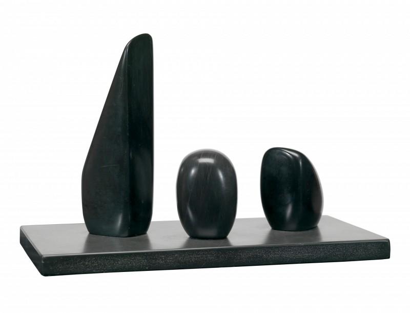 Dame Barbara Hepworth - Three Forms (October 3rd)