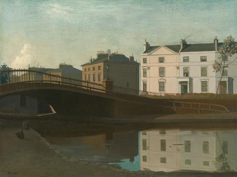 Algernon Newton - The Regent's Canal