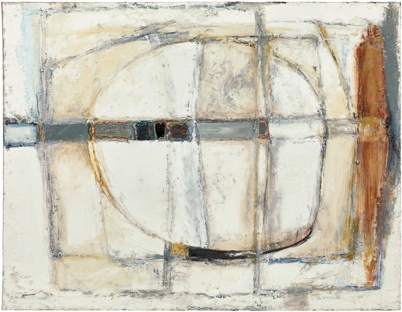 Paul Feiler - Horizontal Blue + Sienna