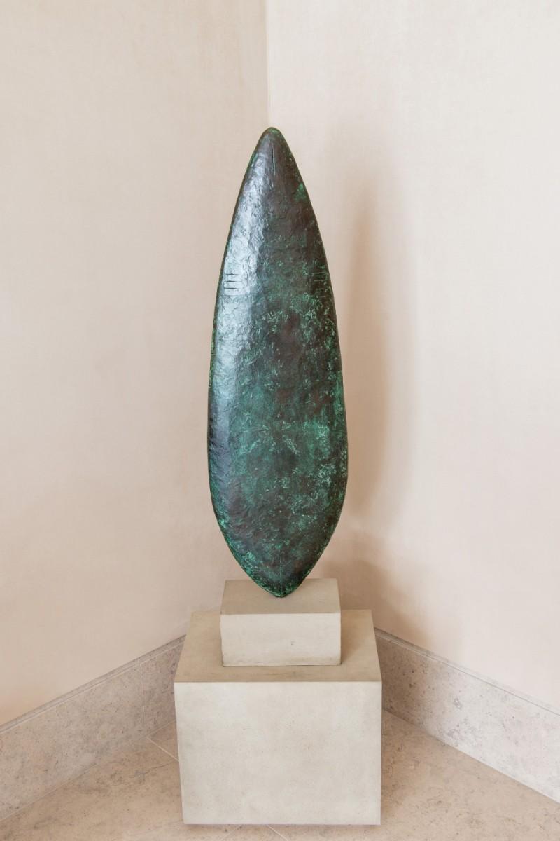 William Turnbull - Leaf Venus 1