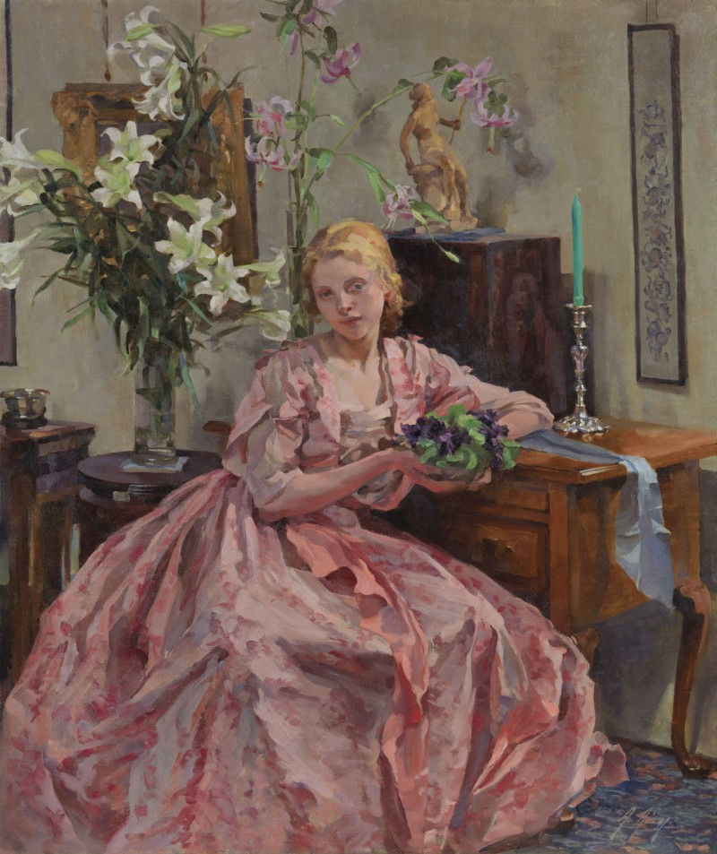 Anna Airy - Young April