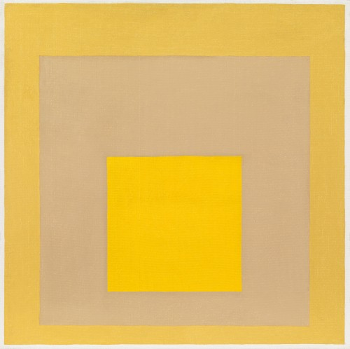 Josef Albers - Study for Homage to the Square: Mellow