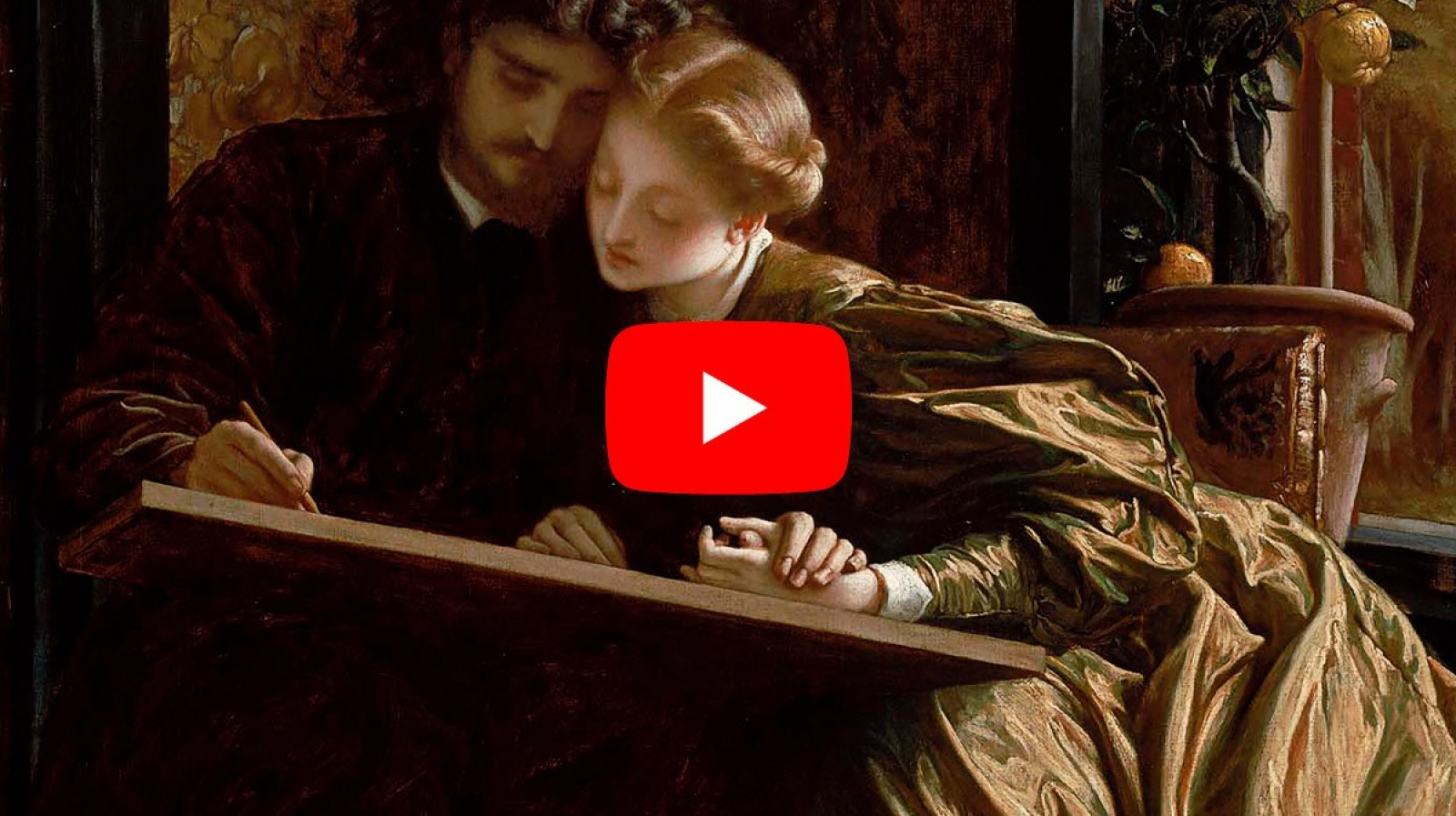"My Favourite Things: Lord Leighton's ""The Painter's Honeymoon"""