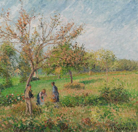 Father and Son: Camille and Lucien Pissarro