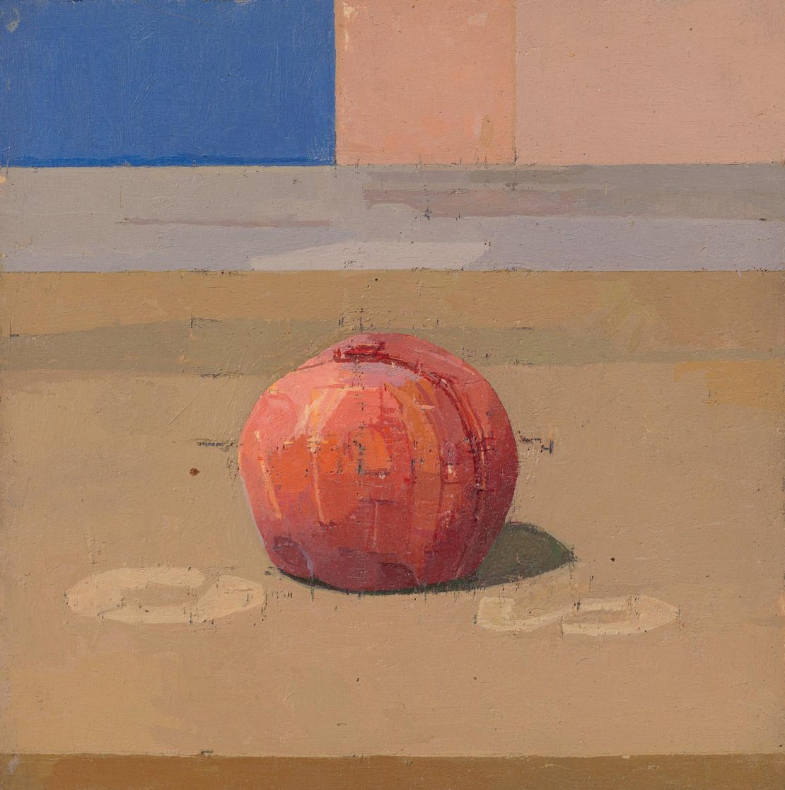 Two others have been there (1992) by Euan Uglow