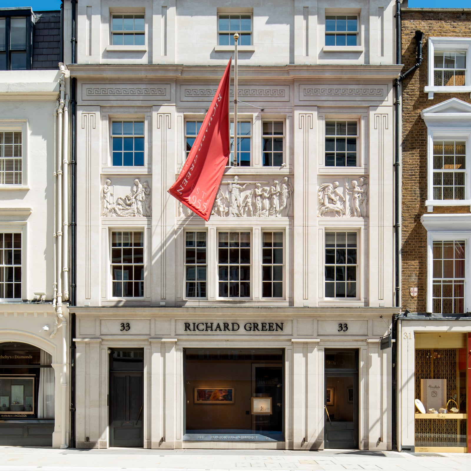 33 New Bond Street, London